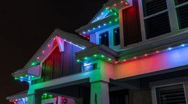Multistory Home TrimLight Christmas Lights